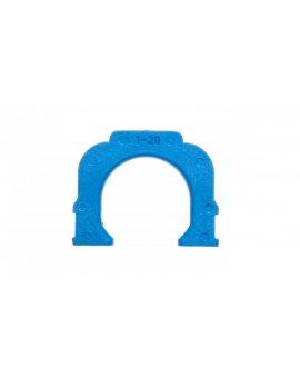 Pierścień dopasowujący 20A D02 niebieski MGN09120