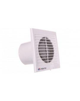 Wentylator łazienkowy fi 100 230V 14W 95m3/h 35dB z wyłącznikiem czasowym (STYL WC) 100ST