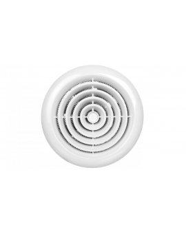 Wentylator domowy fi 100 230V 98m3/h 14W 34dB sufitowy 100PF okrągły (NV 10)