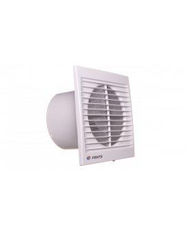 Wentylator domowy fi 125 230V 16W 180m3/h 55dB ścienny standard (STYL S) 125S