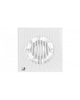 Wentylator wyciągowy fi 100 14W 98m3/h 230V IPX4 biały E0007848W WA100