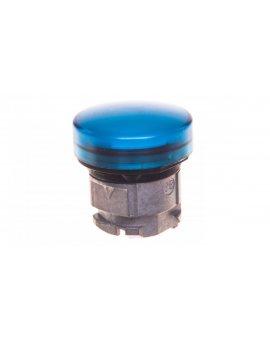 Główka lampki sygnalizacyjnej 22mm niebieski ZB4BV063