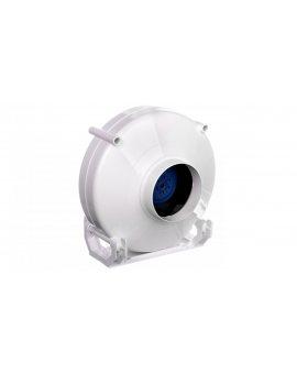 Wentylator promieniowy fi 100 56W 240m3/h 230V IP44 biały E0007848W WP100