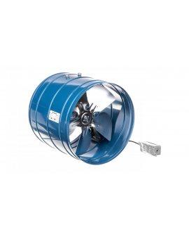 Wentylator osiowy fi 315 230V 110W 1700m3/h 54dB 50Hz VKOM315