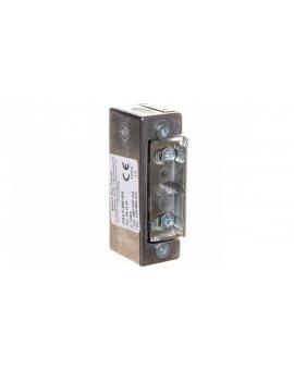 Elektrozaczep symetryczny bez pamięci z blokadą uniwerslany R4-12.20