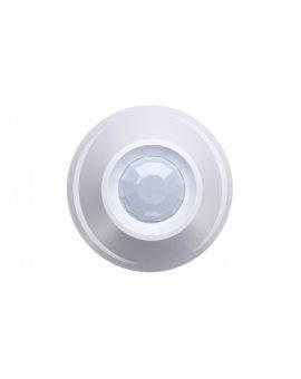 Czujka ruchu PIR, cyfrowa, podwójny pyroelement z funkcją prealarmu, sufitowa AQUA Ring