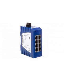 Switch przemysłowy SPIDER III 8x10/100 Mbit/s RJ45 H-942 132-002