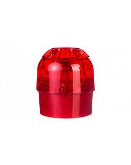 Sygnalizator akustyczno-optyczny konwencjonalny zewnętrzny Klaxon ASV367