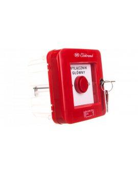 Wyłącznik alarmowy samoczynny p/t zamek WGZp-1s 921540