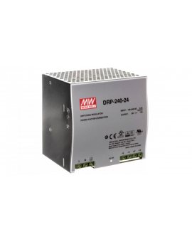 Zasilacz impulsowy stabilizownay 90-264V AC/ 12V DC 2A czarny PSD12020