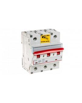 Rozłącznik modułowy 100A 3P FRX403 406538