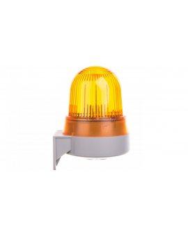 Sygnalizator akustyczno-optyczny żółty LED stałe 92dB 2, 3kHz 24V AC/DC IP65 422.310.75