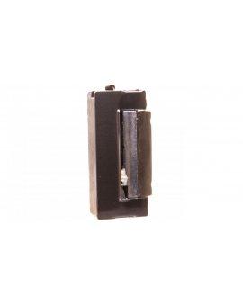Elektrozaczep NO 12V DC radialny, symetryczny, rewersyjny, wbudowana dioda YS18NO12D