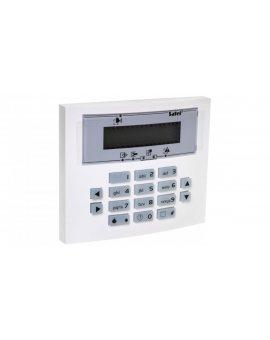 Manipulator LCD /niebieskie podświetlenie/ INTEGRA INT-KLCDS-BL
