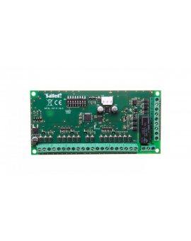 Moduł rozbudowy czytników kart/pastylek centrali systemu alarmowego serii INTEGRA, Satel INTR