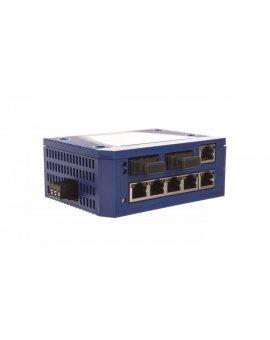 Switch przemysłowy SPIDER III 6x10/100 Mbit/s RJ45 2x100 Mbit/s SM SC H-942 132-013