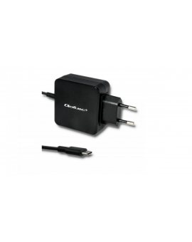 Uniwersalny zasilacz sieciowy Qoltec 45W 20V 2.25A USB C 50134