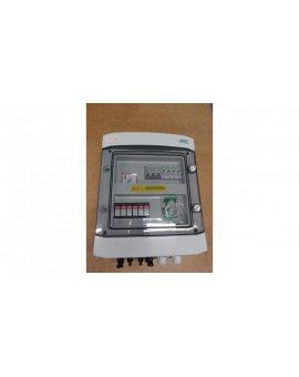 Skrzynka przyłączeniowa z ogranicznikiem przepięć DC + AC, 1000V, typ 2, 2x łańcuch PV, 2x MPPT // ogranicznik AC typ SH-98 DCAC