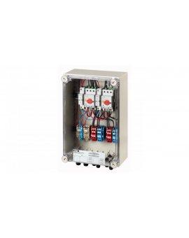 Rozłącznik przeciwpożarowy SOL30-SAFETY na 2 stringi, MC4, 230VAC SOL30X2-SAFETY-MC4-U 168098
