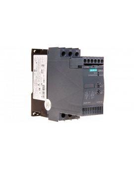 Softstart 3-fazowy 200-480VAC 25A 11kW/400V Uc=110-230V AC/DC S0 3RW3026-1BB14