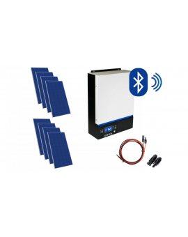 Hybrydowy zestaw solarny off-grid ESB-6kW-24 MPPT 8xPV Poli AZO00D1215