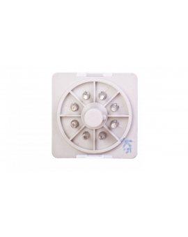 Przekaźnik przemysłowy 2P 10A 24V DC AgNi R15-2012-23-1024-WTL 804522