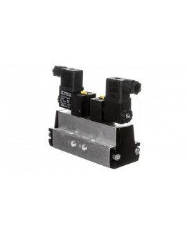 Zawór rozdzielający 110V AC 1MPa DTE 5/2 G1/8 22.0201.5218H