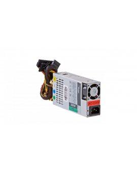 Zasilacz Flex ATX 200W AK-I1-200 1U mini ITX 20+4 P4 2x SATA 2x Molex PPFC FAN 40mm AK-I1-200