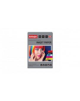 Papier matowy Activejet AP4-105M100 (A4 100 szt.)