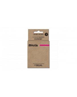 Tusz ACTIS KH-951MR (zamiennik HP 951XL CN047AE Standard 25 ml czerwony)