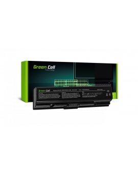 Green Cell Bateria do Toshiba Satellite A200 A300 A500 L200 L300 L500 / 11, 1V 4400mAh