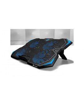 Podstawka chłodząca pod laptop Tracer TURBO TRASTA46098 (17.x cala 4 wentylatory HUB)
