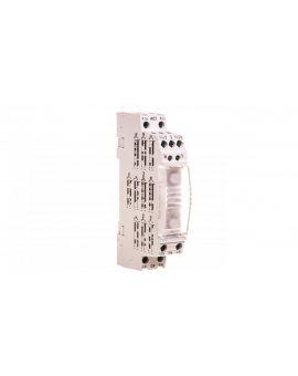 Przekaźnik czasowy 1P 16A 1sek-10dni 24V AC/DC wielofunkcyjny TR4N-24AC/DC-11-M 856578