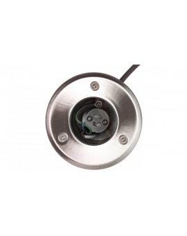 Oprawa najazdowa ALFA-O-MINI GU10 IP67 AC 220-240V 50/60Hz INOX ON-ALFAOGU10-06-MINI
