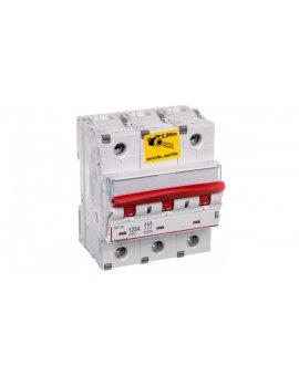 Rozłącznik modułowy 125A 3P FRX403 406539