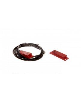 Łącznik magnetyczny - XCS-DMP - przew. 2 m - 2 NC + 1 NO - 1 NC stopniowane XCSDMP7002