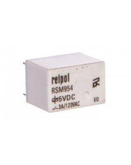 Przekaźnik subminiaturowy-sygnałowy 1P 3A 5V DC PCB RSM954-0111-85-1005 2611646