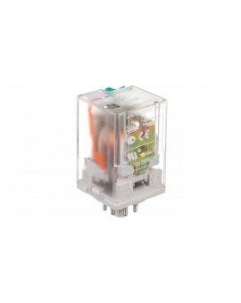 Przekaźnik przemysłowy 2P 10A 24V DC AgNi R15-2012-23-1024-WTD 804529