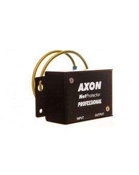 Urządzenie zabezpieczające ACAR AXON NET Protector Professional czarny (2xRJ45)