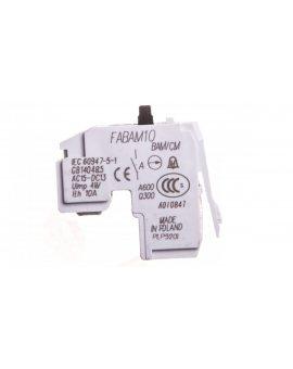 Styk alarmowy 1Z zadziałania mechanizmu /do wyłączników FE, FG/ FABAM10 432003