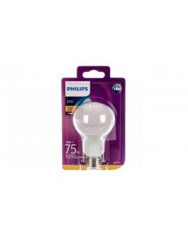 Żarówka LED E27 Philips 11W A60 WW FR ND (odpowiednik 75W) 1BC/4 929001234417