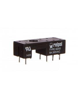 Podstawka 8A 300V AC do obwodów drukowanych GD50 2613510