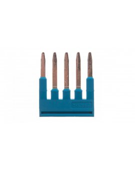 Mostek wtykany 5-biegunowy 4,2mm niebieski FBS 5-4 BU 3030146 /50szt./