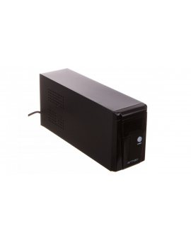UPS 390W/650VA LINE-INTERACTIVE ARMAC OFFICE 650E LCD 2x230V metalowa obudowa O/650E/LCD