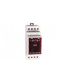 Przekaźnik zdalnego sterowania oświetlenia ulicznego 3-wejścia 230V AC PZS-5