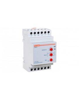 Przekaźnik kontroli poziomu cieczy 2P 2, 5-50kOhm 24/220-240V AC 1-10sek LVM30 24/220-240VAC