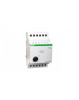 Ściemniacz przycisk szary 0-1000VA 230V SCO-814