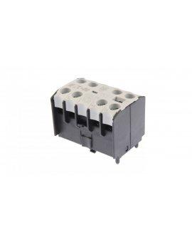 Styk pomocniczy 2Z 2R montaż czołowy 22DILEM 010112