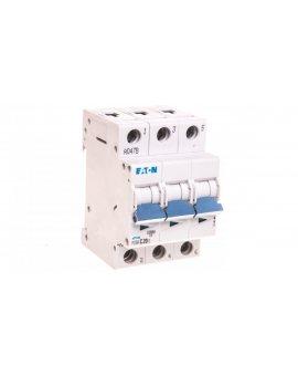 Wyłącznik nadprądowy 3P C 20A 10kA AC PLSM-C20/3-MW 242475