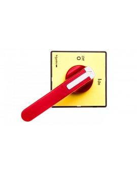 Napęd bezpośredni czerwono-żółty KCF3PZ
